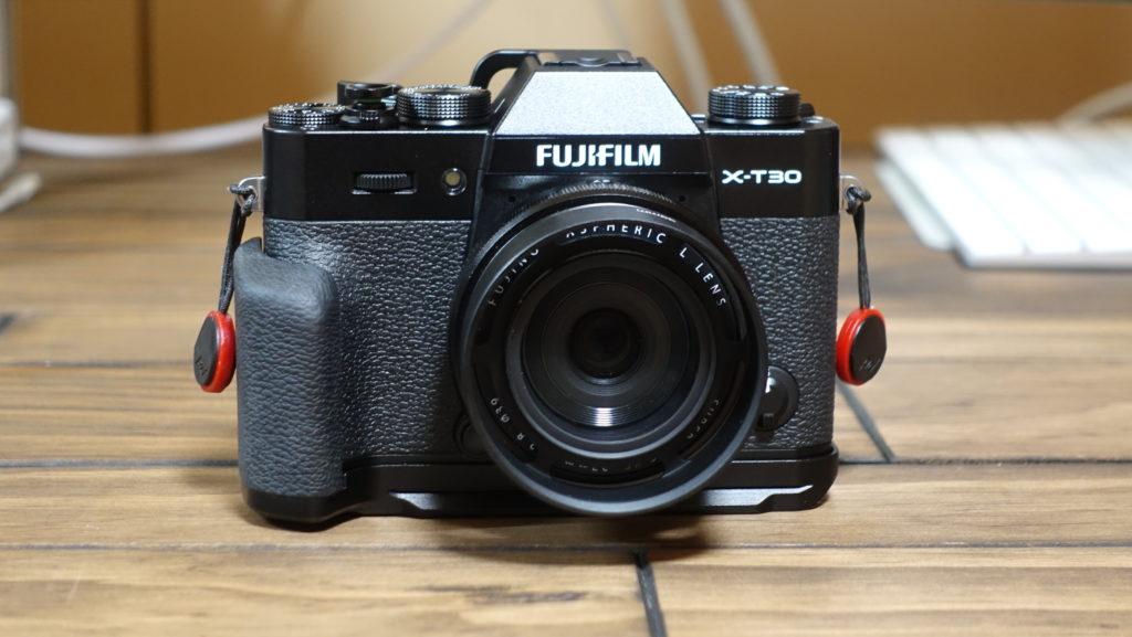 Fujifilm MHG-XT3 Empu/ñadura met/álica para X-T3